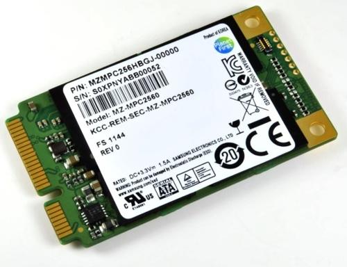 Samsung mSATA PM830 SSD