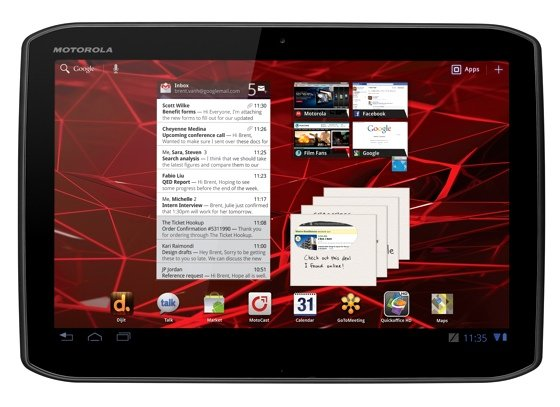 Motorola Xoom 2 10in