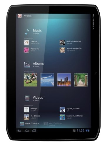 Motorola Xoom 2 10in Android tablet