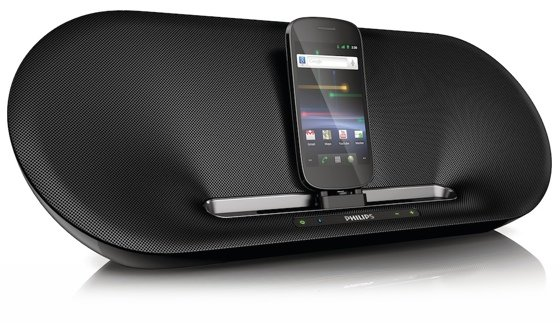 Philips Fidelio AS851 speaker dock for Android devices