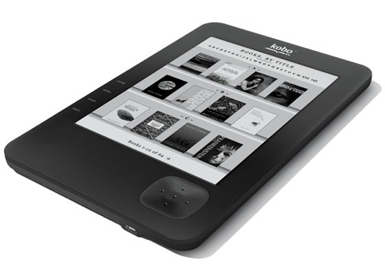 Kobo WiFi ebook reader