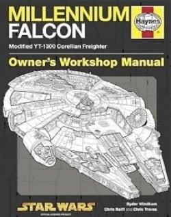 Millennium Falcon Haynes manual