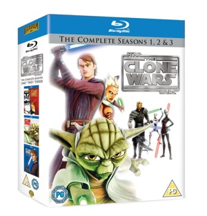 Star Wars Clone Wars box set