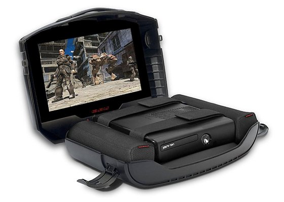 Gaems G155 Mobile Gaming Environment