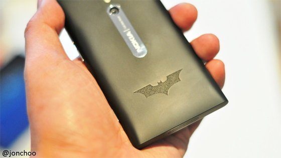 The Dark Knight Rises phone