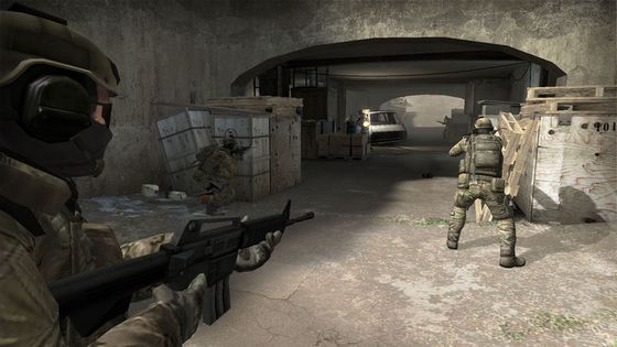 Counterstrike Global Offensive