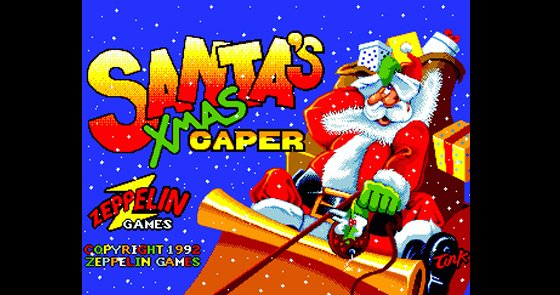 Santa's Xmas Caper