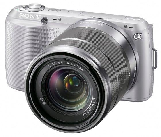 Sony Alpha NEX-C3 compact system camera