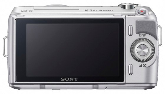 Sony Alpha NEX-C3 compact system camera