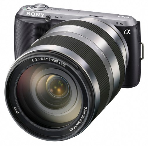 Sony Alpha NEX-C3 compact sys