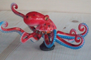 Fixed toy octopus