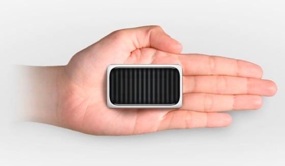 Logitech Cube wireless mouse