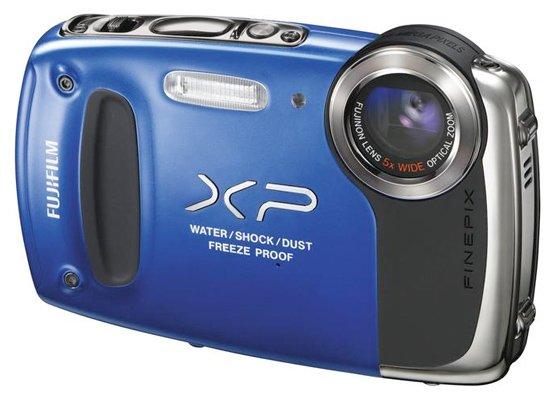 Fujifilm FinePix XP50