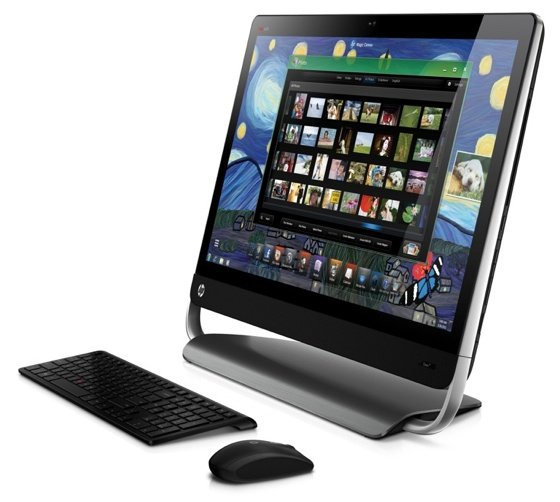 HP Omni 27 all-in-one desktop PC