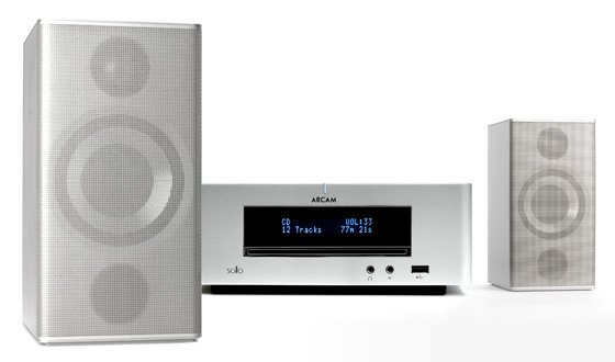 Arcam Solo Mini-Muso hi-fi system