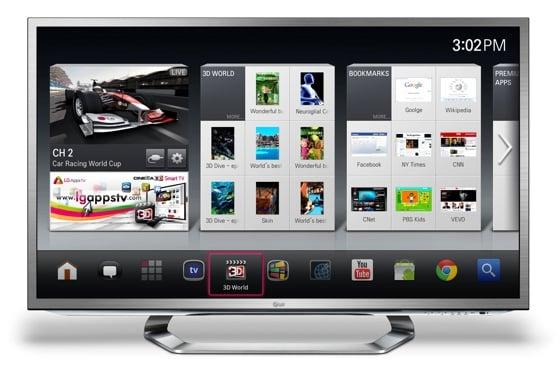 LG Google TV