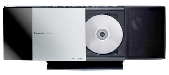 Panasonic SC-HC35DB mini hi-fi system