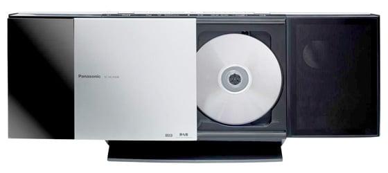 Panasonic SC-HC35DB mini hi-fi system
