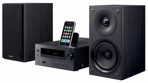 Pioneer X-HM50-K mini hi-fi system