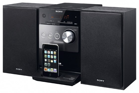Sony CMT-FX350i mini hi-fi system