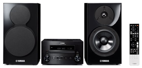 Yamaha MCR-550 mini hi-fi system
