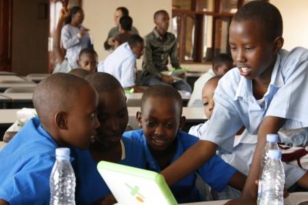 OLPC in Rwanda