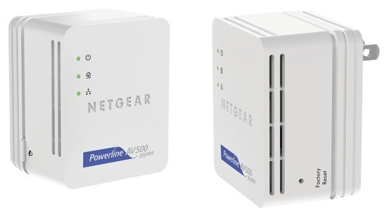 Netgear Powerline Nano 500 adaptors
