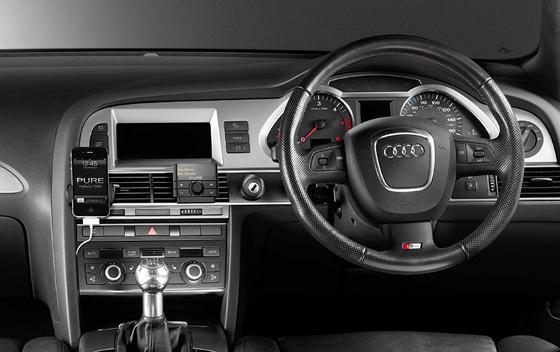 Pure Highway 300Di in-car digital radio adapter