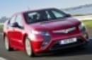 Vauxhall Ampera E-Rev e-car