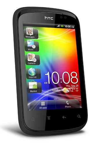 HTC Explorer Android smartphone
