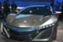 Honda next-gen NSX