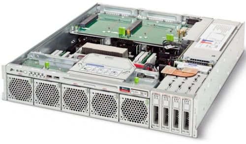 Oracle's Netra Sparc T4-1