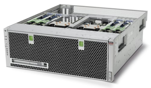 Oracle's Netra Sparc T4-2