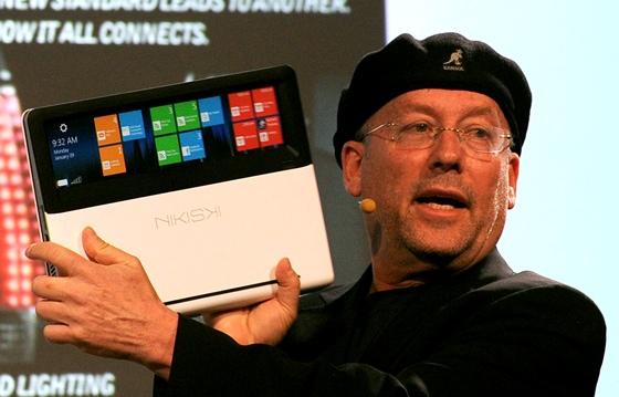 Intel Nikiski Ultrabooktab