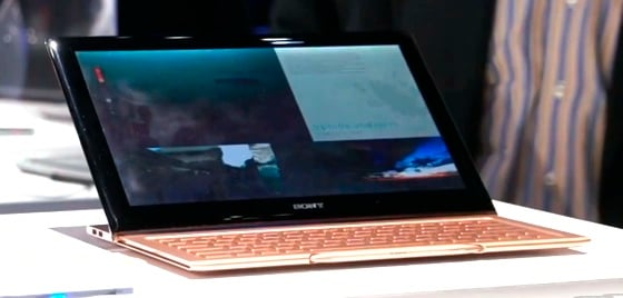 Sony Vaio Hybrid Concept