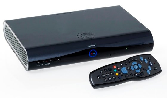 Sky Sky+HD set-top box