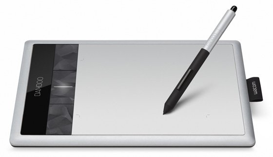 Wacom Bamboo Fun S Pen and Touch graphics tablet