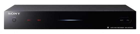 Sony SVR-HDT1000 Freeview+HD DVR