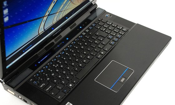 Eurocom Panther 2 high performance notebook
