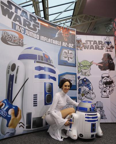 Star Wars Pump and Play