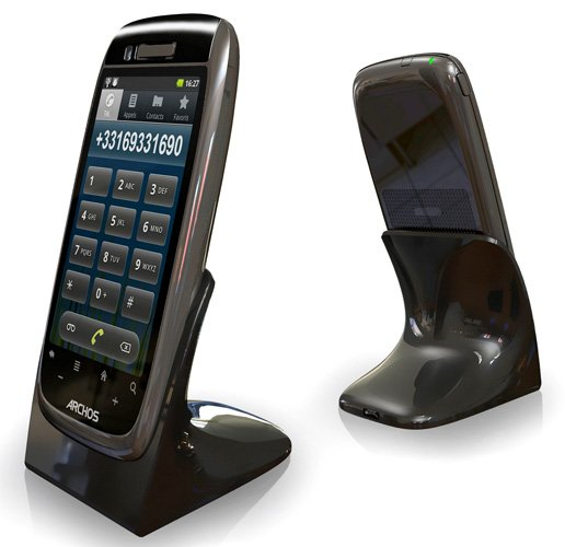 Archos 35 Smart Home Phone DECT Android handset