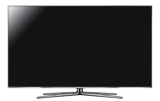 Samsung UE55D8000 smart TV