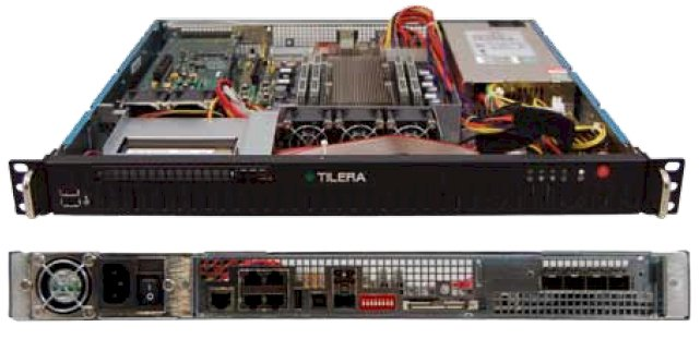 Tilera's Tilempower server developer platform