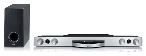 LG HLX56S Network 3D Blu-ray home cinema system