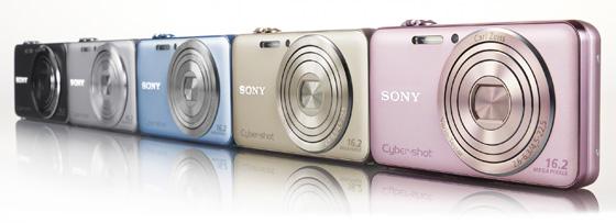 Sony Cyber-shot Wx70