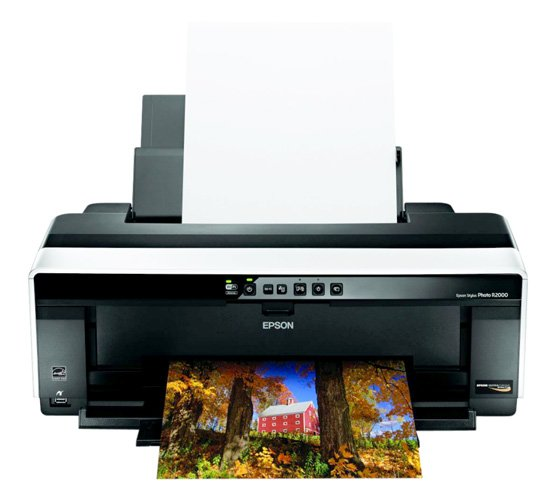 Epson Stylus Photo R2000 A3 printer