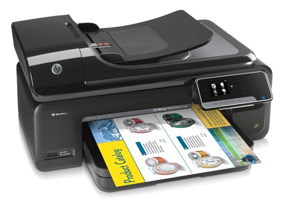 HP Officejet 7500A all-in-one A3 printer