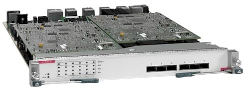Cisco's Nexus 7000 40GE module
