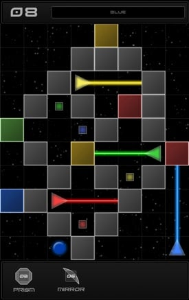 Refraction Android game screenshot