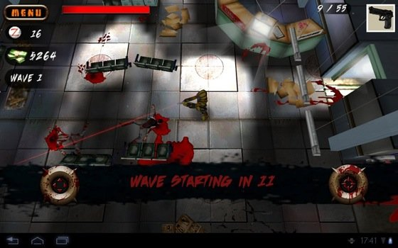 Dead on Arrival Android game screenshot